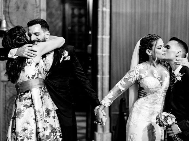 La boda de Carina y Miguel en Sant Andreu De Llavaneres, Barcelona 24
