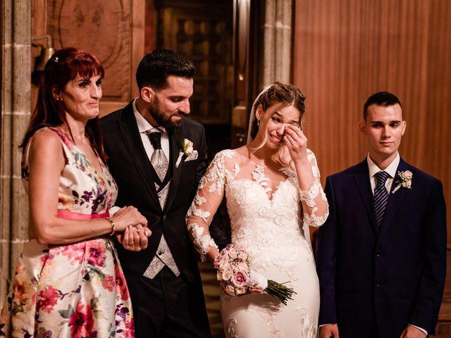 La boda de Carina y Miguel en Sant Andreu De Llavaneres, Barcelona 26