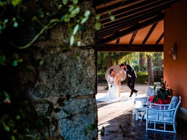 La boda de Carina y Miguel en Sant Andreu De Llavaneres, Barcelona 38