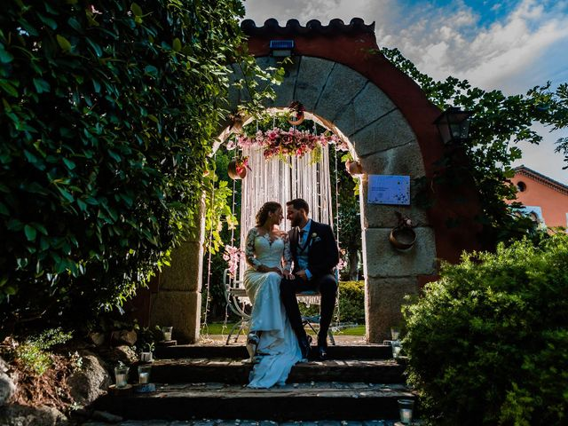 La boda de Carina y Miguel en Sant Andreu De Llavaneres, Barcelona 40