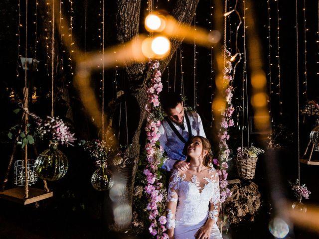 La boda de Carina y Miguel en Sant Andreu De Llavaneres, Barcelona 50