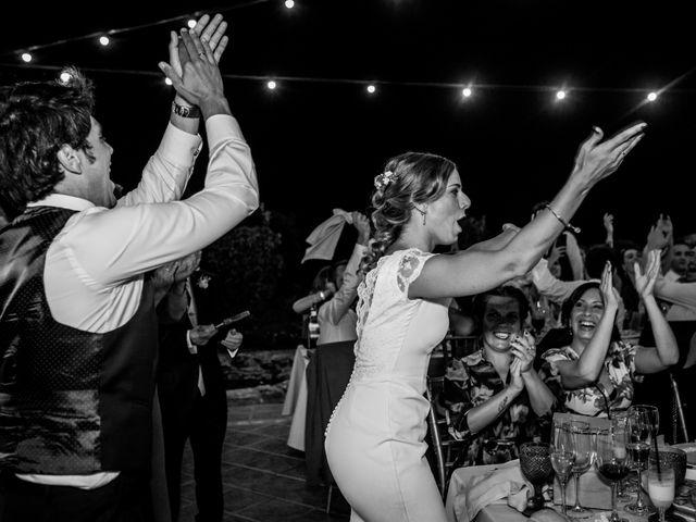 La boda de Laura y Victor en Hornachos, Badajoz 49