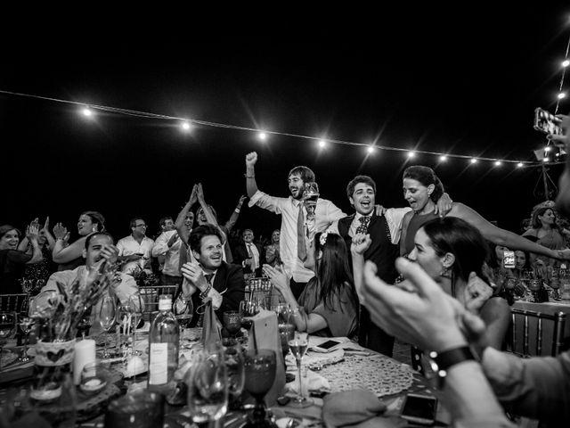 La boda de Laura y Victor en Hornachos, Badajoz 52