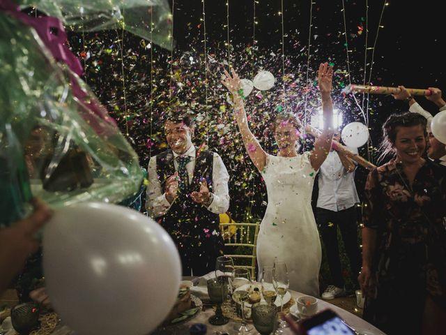 La boda de Laura y Victor en Hornachos, Badajoz 53