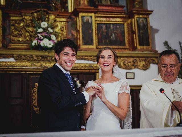 La boda de Laura y Victor en Hornachos, Badajoz 35