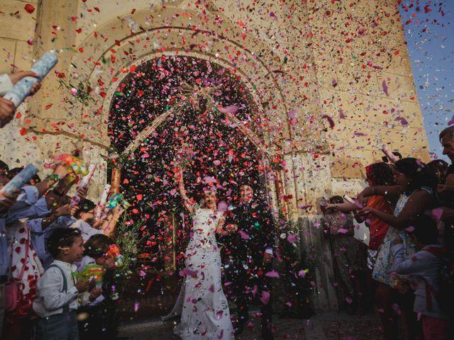 La boda de Laura y Victor en Hornachos, Badajoz 38
