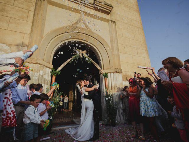 La boda de Laura y Victor en Hornachos, Badajoz 39