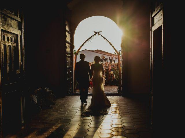 La boda de Laura y Victor en Hornachos, Badajoz 43
