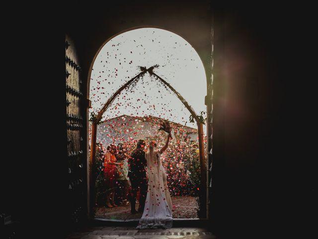 La boda de Laura y Victor en Hornachos, Badajoz 44
