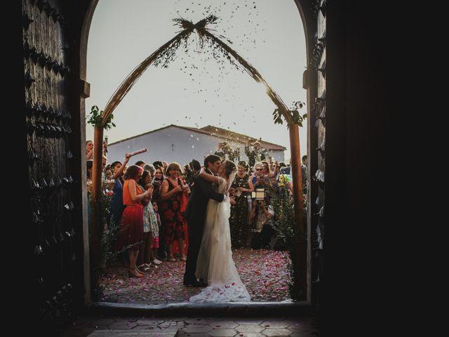 La boda de Laura y Victor en Hornachos, Badajoz 45