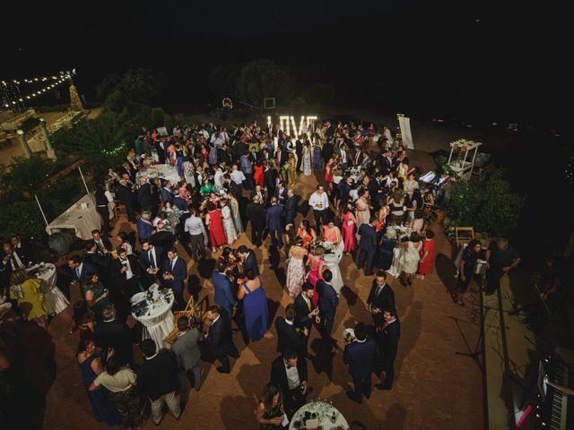 La boda de Laura y Victor en Hornachos, Badajoz 57
