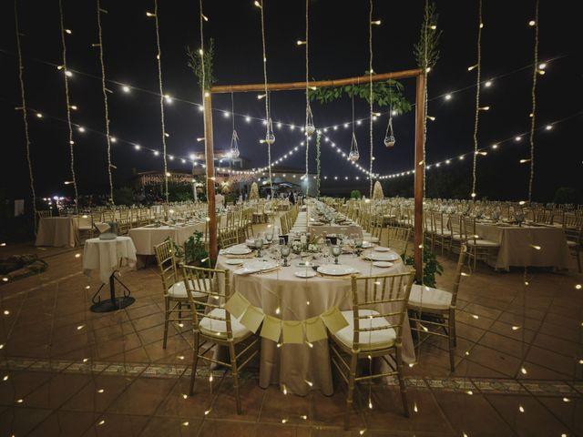 La boda de Laura y Victor en Hornachos, Badajoz 61
