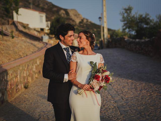 La boda de Laura y Victor en Hornachos, Badajoz 72