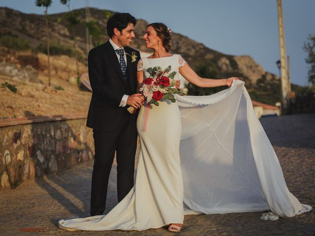 La boda de Laura y Victor en Hornachos, Badajoz 73
