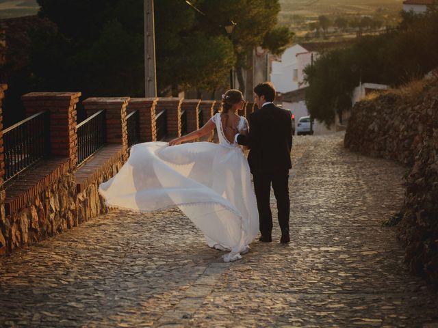 La boda de Laura y Victor en Hornachos, Badajoz 74