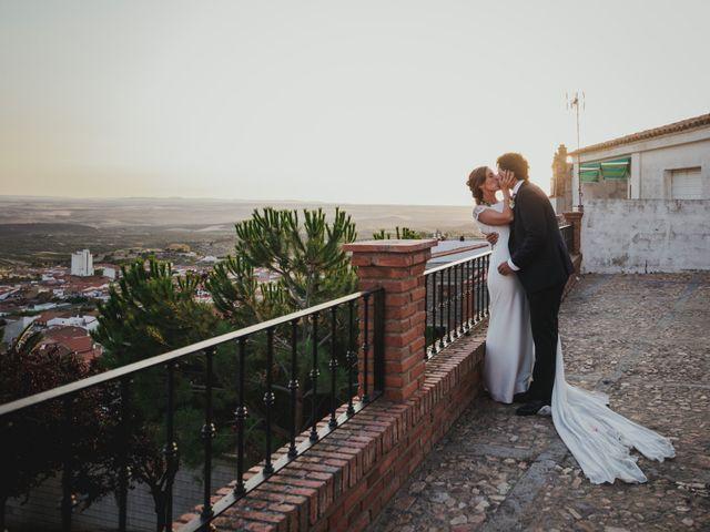 La boda de Laura y Victor en Hornachos, Badajoz 77