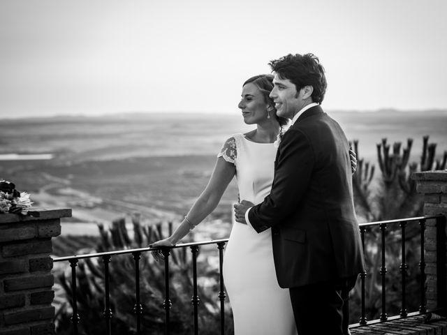 La boda de Laura y Victor en Hornachos, Badajoz 78
