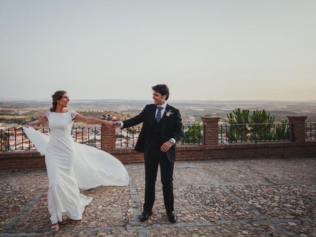 La boda de Laura y Victor en Hornachos, Badajoz 79