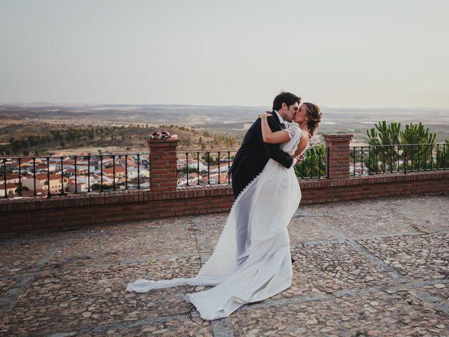 La boda de Laura y Victor en Hornachos, Badajoz 80