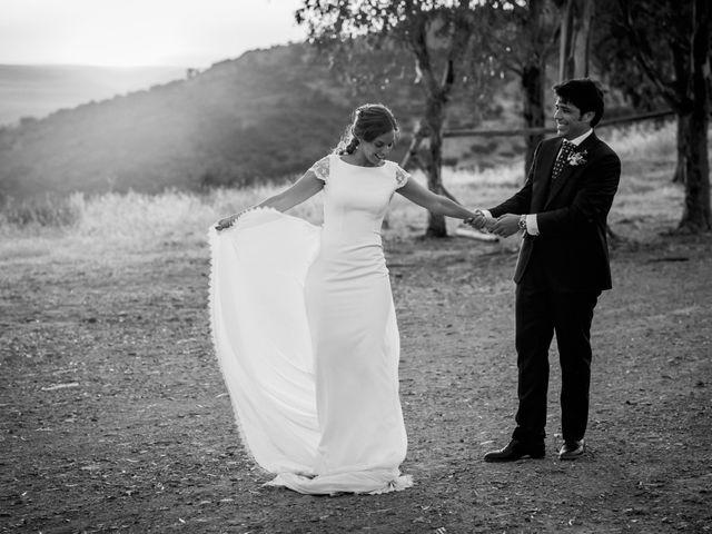 La boda de Laura y Victor en Hornachos, Badajoz 84