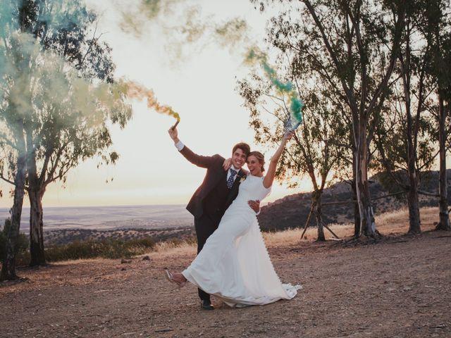 La boda de Laura y Victor en Hornachos, Badajoz 86