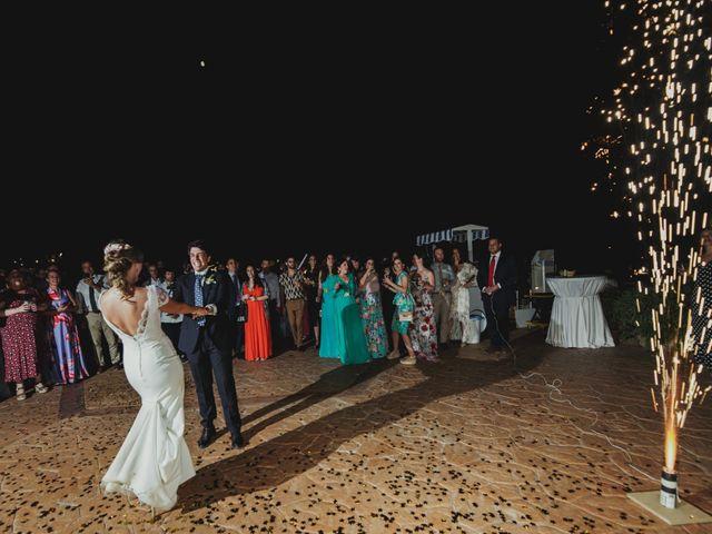 La boda de Laura y Victor en Hornachos, Badajoz 67