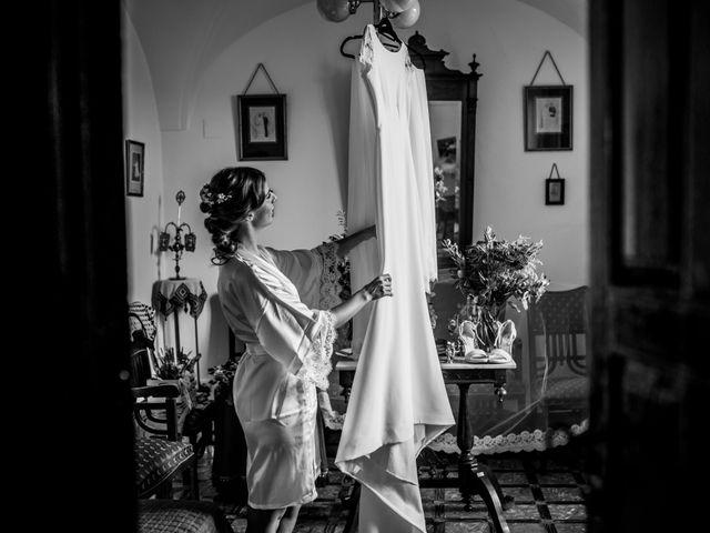 La boda de Laura y Victor en Hornachos, Badajoz 10