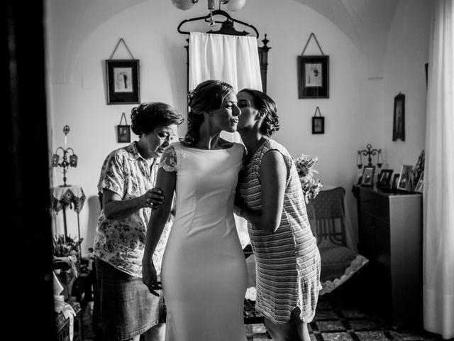 La boda de Laura y Victor en Hornachos, Badajoz 11