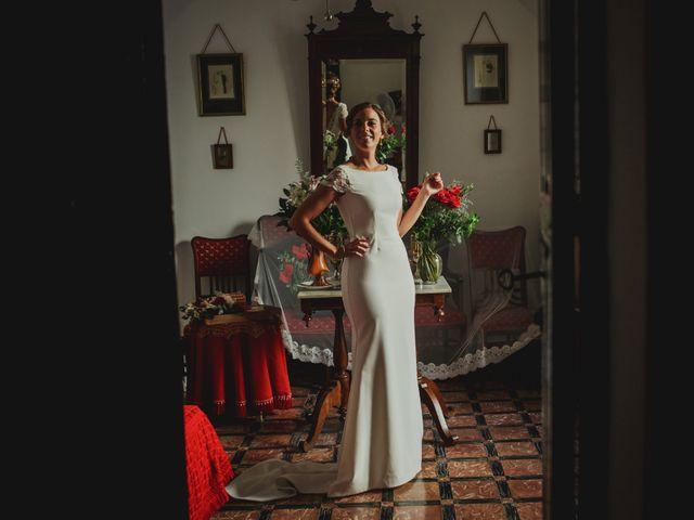 La boda de Laura y Victor en Hornachos, Badajoz 13