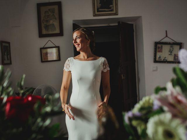 La boda de Laura y Victor en Hornachos, Badajoz 16