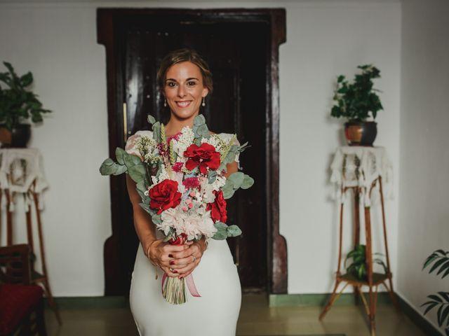 La boda de Laura y Victor en Hornachos, Badajoz 21