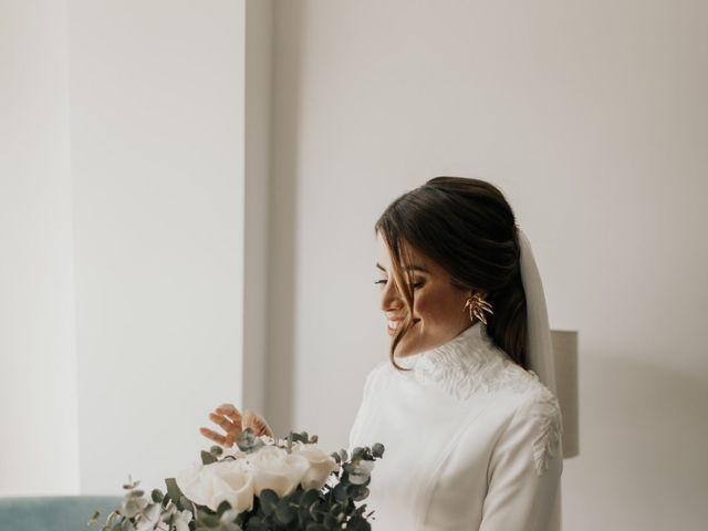 La boda de Isabel y Sergio en Granada, Granada 86