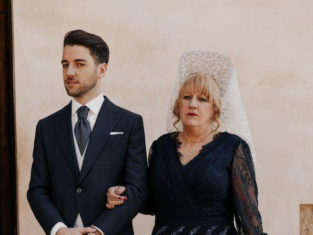 La boda de Isabel y Sergio en Granada, Granada 88