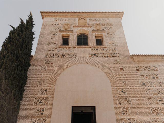 La boda de Isabel y Sergio en Granada, Granada 89