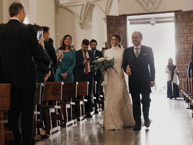 La boda de Isabel y Sergio en Granada, Granada 90