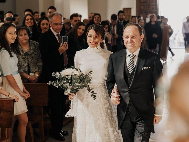 La boda de Isabel y Sergio en Granada, Granada 91