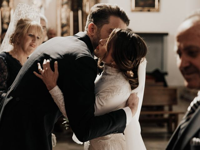 La boda de Isabel y Sergio en Granada, Granada 92