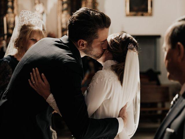 La boda de Isabel y Sergio en Granada, Granada 93
