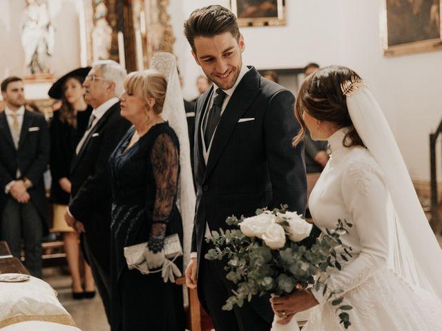 La boda de Isabel y Sergio en Granada, Granada 96