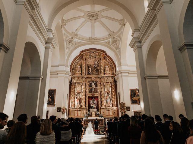 La boda de Isabel y Sergio en Granada, Granada 97