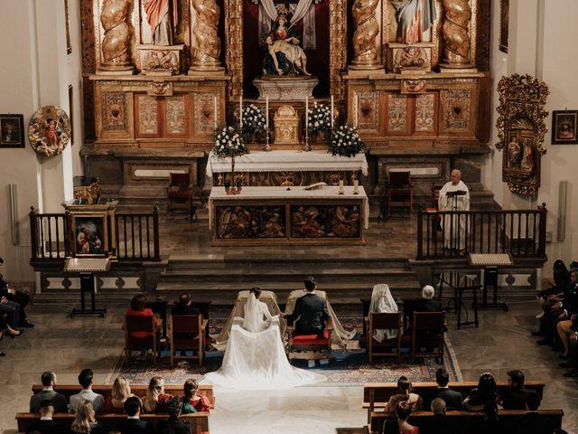 La boda de Isabel y Sergio en Granada, Granada 100