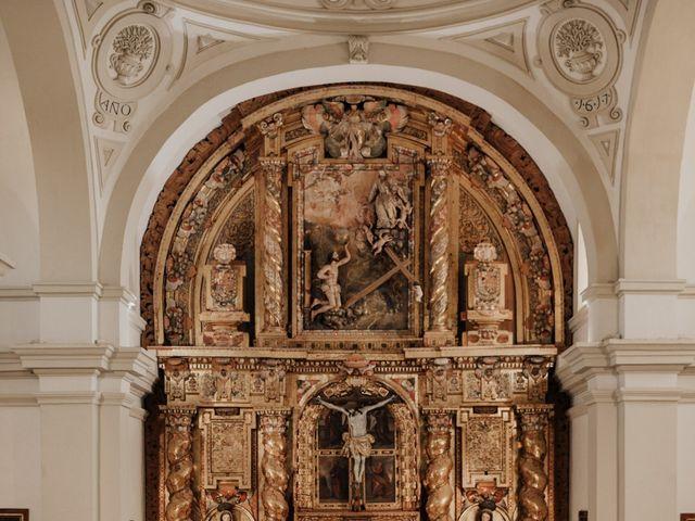 La boda de Isabel y Sergio en Granada, Granada 101