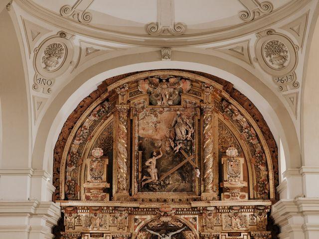 La boda de Isabel y Sergio en Granada, Granada 102