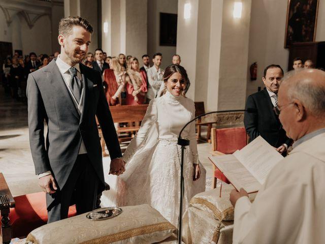 La boda de Isabel y Sergio en Granada, Granada 103