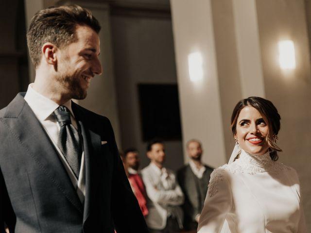 La boda de Isabel y Sergio en Granada, Granada 105