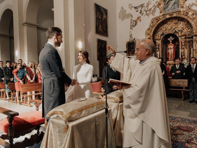 La boda de Isabel y Sergio en Granada, Granada 107