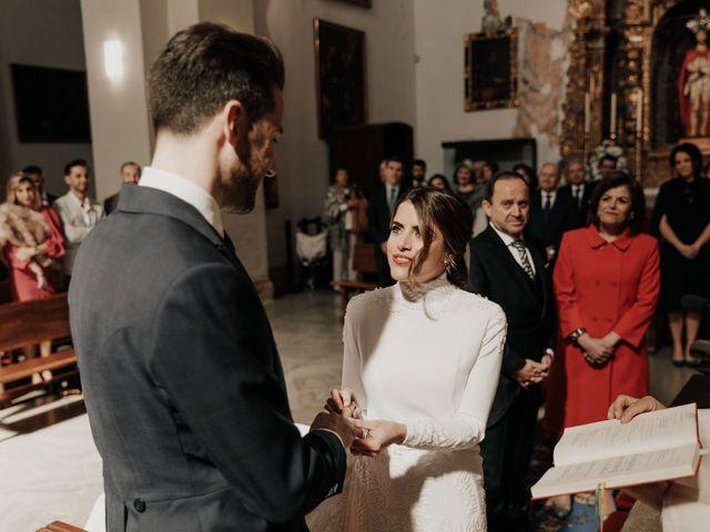 La boda de Isabel y Sergio en Granada, Granada 109