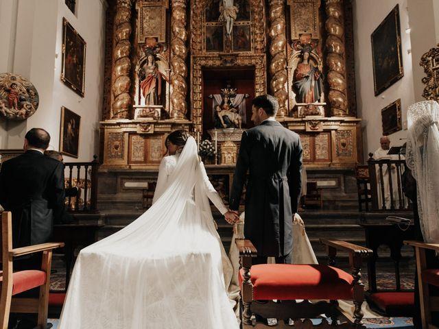 La boda de Isabel y Sergio en Granada, Granada 110