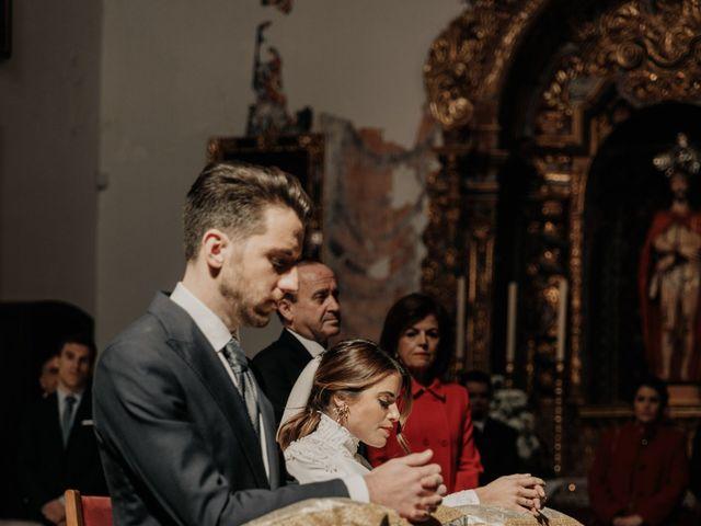 La boda de Isabel y Sergio en Granada, Granada 111