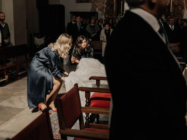 La boda de Isabel y Sergio en Granada, Granada 112
